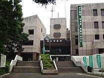 Komae City Hall.jpg