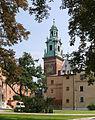 Krakow WawelClockTower A43.jpg