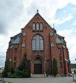 Kravaře, kostel svatého Bartoloměje (4).JPG