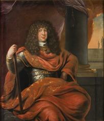 Kristian Albrekt, 1641-1694