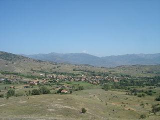 Village in Prilep, Republic of Macedonia