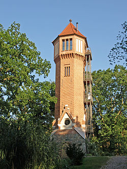 Water tower Kuchelmiß
