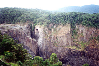 Wet Tropics of Queensland - Barron Gorge in Barron Gorge National Park