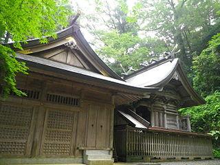 Shinto shrines in Miyazaki Prefecture, Japan