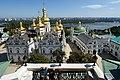 Kyiv Pechersk Lavra exterior in 2019.jpg