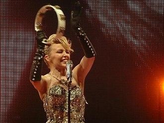 "KylieX2008 - Minogue performing ""No More Rain"""
