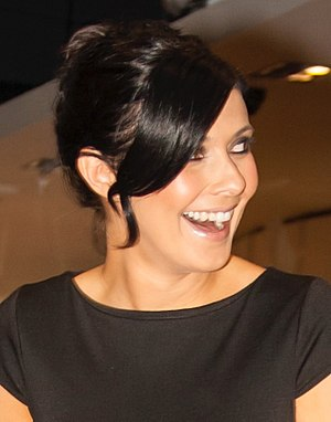 Kym Marsh - Marsh opening a clothes shop at the Arndale Centre in Manchester in 2012