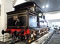 Kyoto Railway Museum (11) - JNR 230 locomotive model 233.jpg