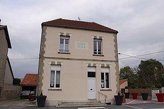 LÉcaille Commune in Grand Est, France