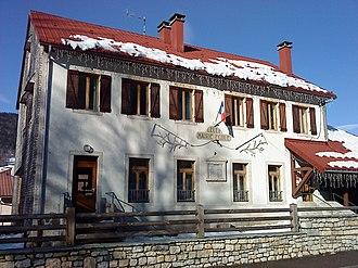 Lélex - Town hall