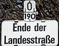 L258 Maria Alm, Ende der Landesstraße.JPG