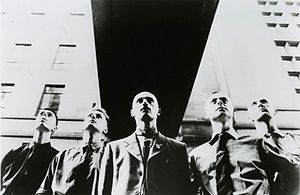 Laibach (band) - LAIBACH Press Photo 1989