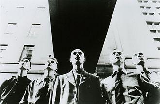 Laibach (band) - LAIBACH Press Photo 1989