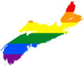 LGBT Flag map of Nova Scotia.png