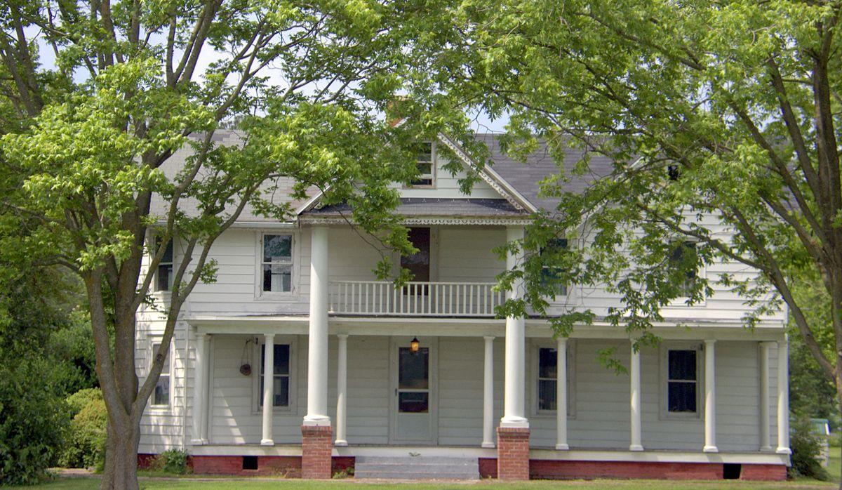 Cullen Homestead Historic District Wikipedia