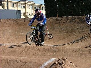 Laëtitia Le Corguillé French bicycle motocross rider