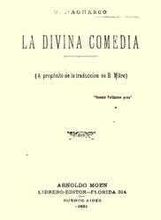 Osvaldo Magnasco: La Divina Comedia