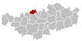 La Hulpe Brabant-Wallon Belgium Map.png
