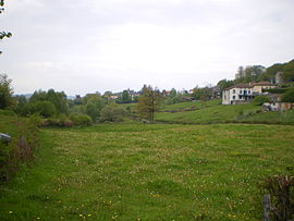 A general view of La Ségalassière