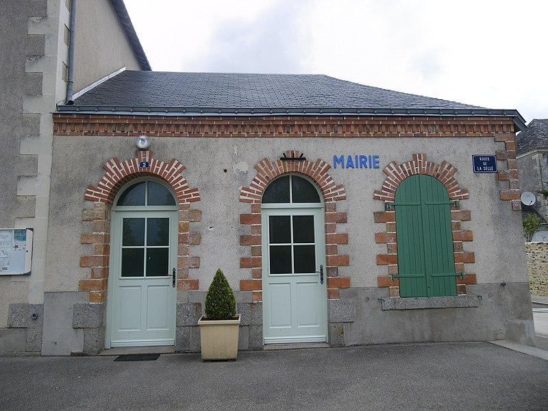 La mairie de niafles