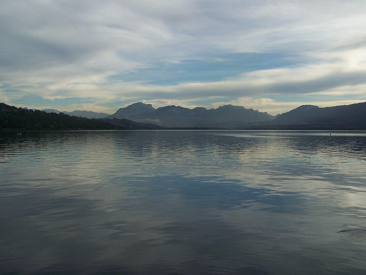 Lago del bourget wikipedia for Lago n