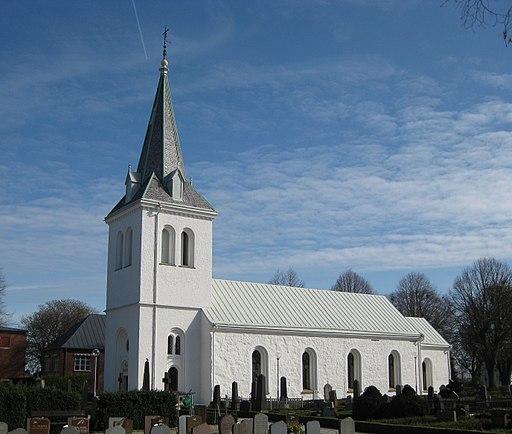 Svalvsbygdens pastorat - Wikiwand