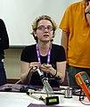 LadyAda MiniPOV @ Maker Faire 2006.jpg