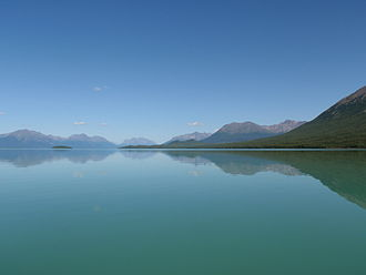 Lake Clark National Park and Preserve - Lake Clark