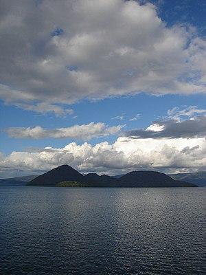 Shikotsu-Tōya National Park - Lake Tōya (October 2007)