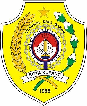 Kupang - Image: Lambang Kota Kupang