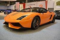 Lamborghini Gallardo LP 570 4 Spyder Performante