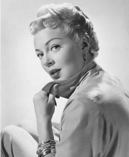 Lana Turner 1950 portrait
