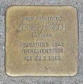 Landshut Stolperstein Hirsch, Adolf.jpg