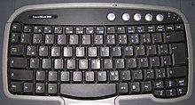 220px laptoptastatur
