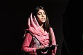 Laraib, 18, from Pakistan, takes part in a performance at the Girl Summit 2014 (14724587082).jpg