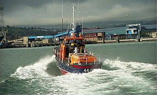 Waveney-class lifeboat