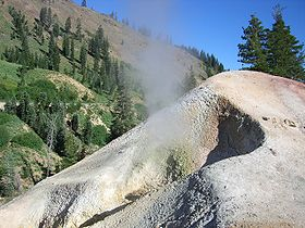 Image illustrative de l'article Parc national volcanique de Lassen