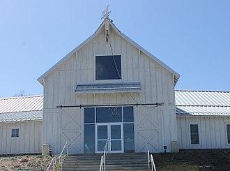 Mansfield, Missouri - Laura Ingalls Wilder Museum in Mansfield.