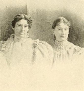 George L. Shoup - Laura and Margaret Shoup