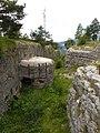 Lavarone-Forte Belvedere-Gschwendt-trench-west.jpg