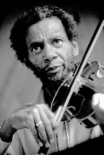 Leroy Jenkins (jazz musician) composer and Avant-garde Jazz violinist and violist
