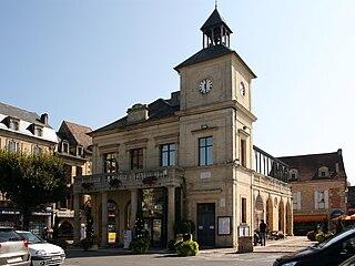 Le Bugue Commune in Nouvelle-Aquitaine, France