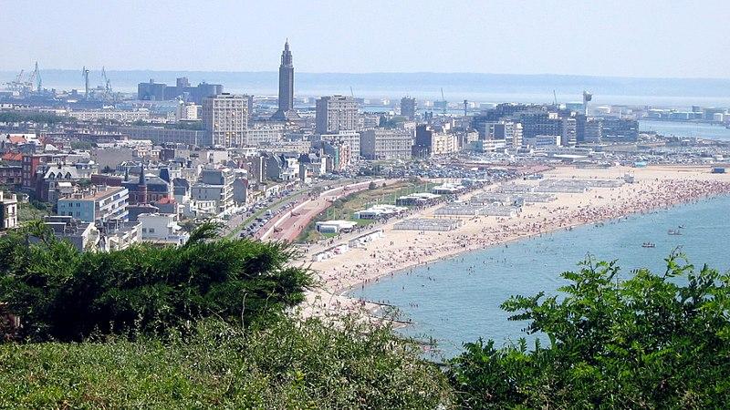 File:Le Havre Vue Plage 14 07 2005.jpg
