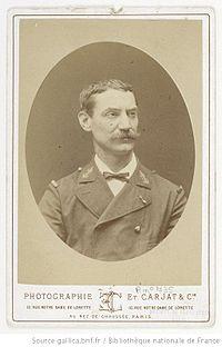 ¤ V1885 ¤ Topic Officiel - Page 4 200px-Le_commandant_Gallieni_en_1881.