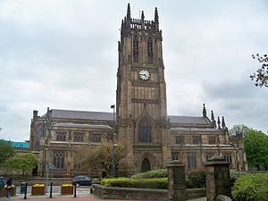 Anglican Diocese of Leeds - Image: Leeds Parish Church (10th May 2010) 012