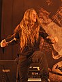 Legion of the Damned, Maurice Swinkels at Party.San Metal Open Air 2013 02.jpg