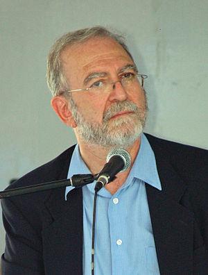 Leonard Lopate - Lopate at the 2008 Brooklyn Book Festival