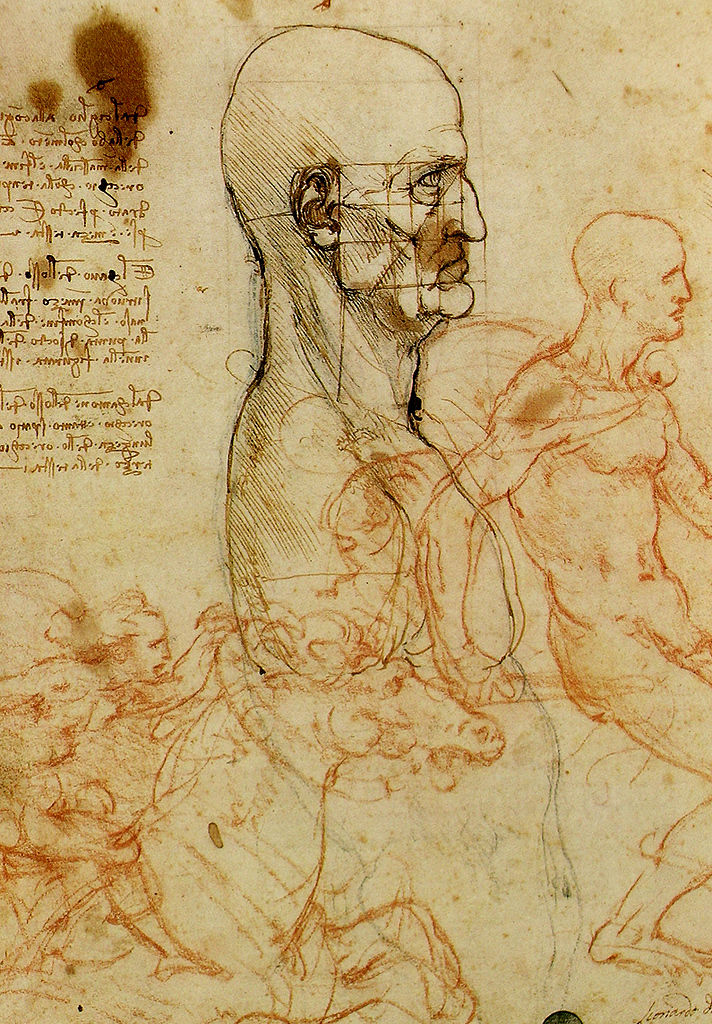 contrasting three works of leonardo da Leonardo da vinci is probably the best-known renaissance artist, famous   other famous works by michelangelo include the statue pietà and the   alongside da vinci and michelangelo, raphael is known as the third of the.