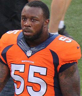 Lerentee McCray American football outside linebacker