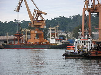 Kuantan Port - Kuantan Port